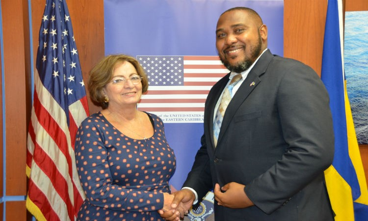 Barbadian Participates In U.S. Sponsored Security Program