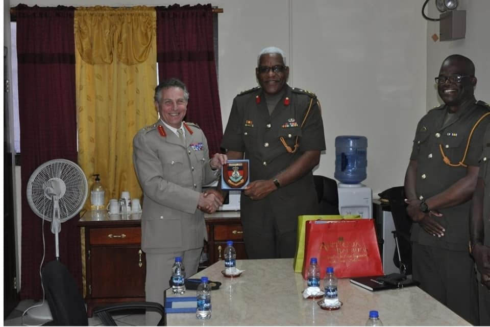 Defence Chiefs Discuss Heightened Cooperation