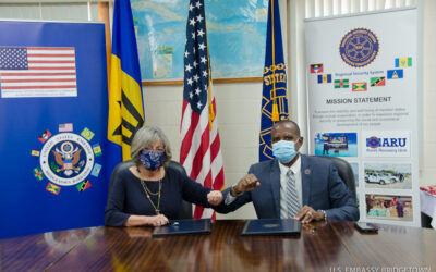 U.S. Embassy and Regional Security System Increase Cooperation