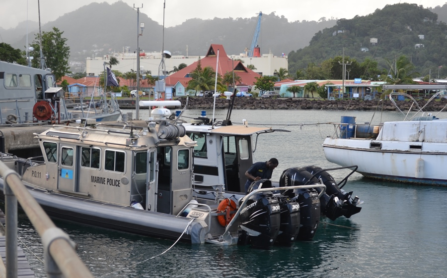 CDB, RSS Continue to Strengthen Maritime Security
